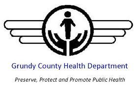 Grundy County Health Department logo