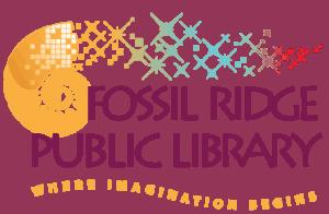Fossil Ridge Public Library logo